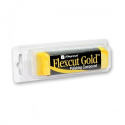 FlexCut polishing compound (gold) PW11