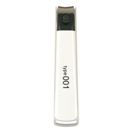 KE-0122 Kleštičky na nehty KAI 001 M bílé