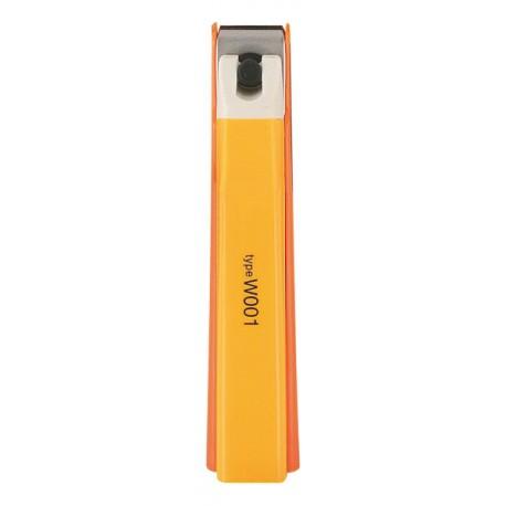 Klieštiky na nechty KAI W001 oranžové, KE-0109