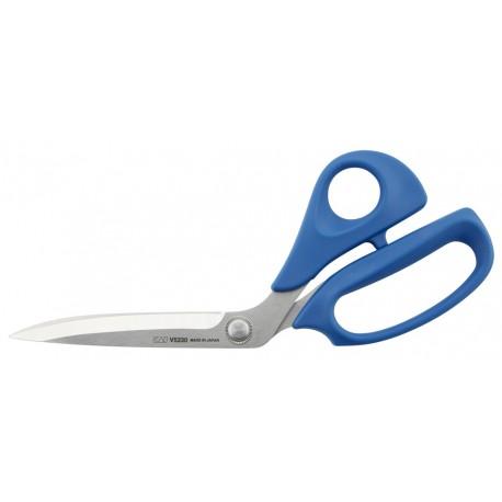 V5230B Univerzální nůžky KAI 230mm modré