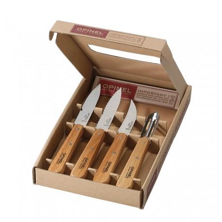Set kuchyňských nožů OPINEL Essentials Natural