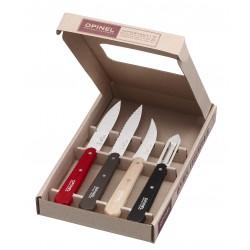 Set kuchynských nožov OPINEL Essentials Loft