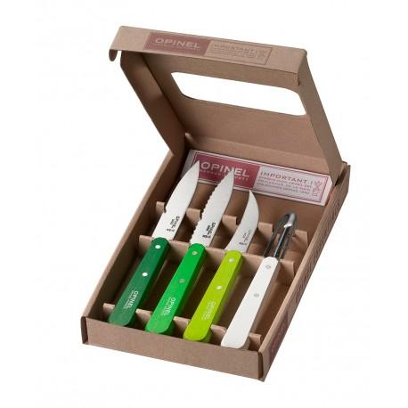 Set kuchynských nožov OPINEL Essentials Primavera