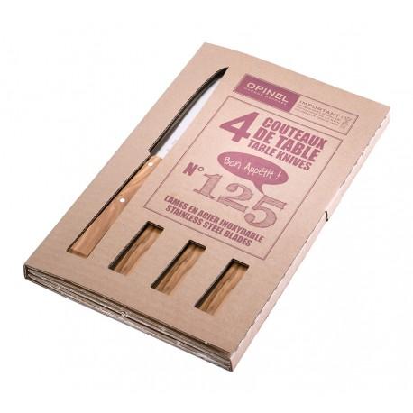 Set příborových nožů OPINEL Table N°125 Southern