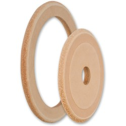 LA-122 Replacement set of leather honing wheels for LA-120