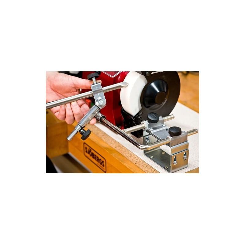 by Tormek Advanced Build Quality Tormek BGM-100 Bench Grinder Mounting Set