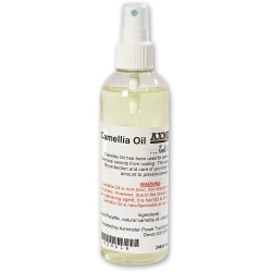 Camellia oil Japan original 240ml pump spray bottle 510018