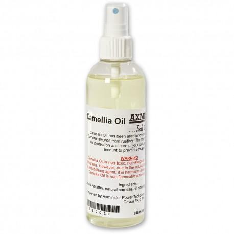 Camellia oil Japan original 240ml pump spray bottle 510018