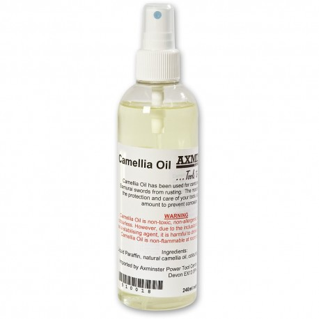 Kaméliový olej originál Japan 240ml ve spreji 510018