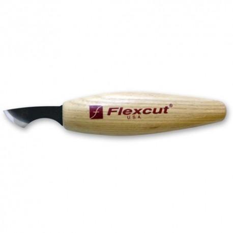 Řezbářský nůž KN36 Flexcut s rádiusem