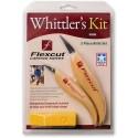 Sada  2 detailních řezbářských nožů Flexcut KN300 (obsahuje KN13, KN27)