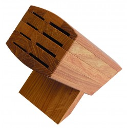 6600-BN KAI WASABI Knife block Oak