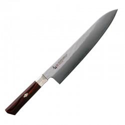 TZ2-4007DH SUPREME HAMMERED Gyuto chef knife 24cm MCUSTA ZANMAI
