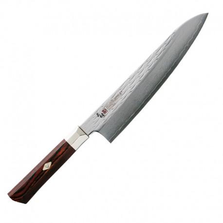 TZ2-4004DR SUPREME RIPPLE Gyuto chef knife 18cm MCUSTA ZANMAI