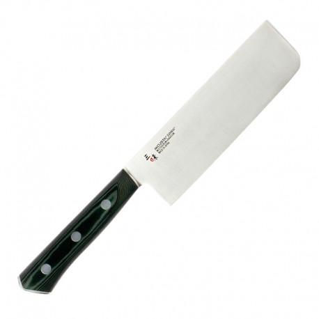 HBG-6008M FOREST Nůž na zeleninu Nakiri 16,5cm MCUSTA ZANMAI 1