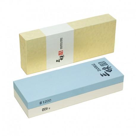 Kombinovaný  400/1200 brusný kámen MCUSTA ZANMAI WS-COM-400/1200