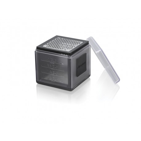 Cube grater black Microplane 34006