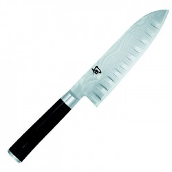 DM-0718 SHUN Santoku nôž na zeleninu pretlačovaný dĺžka ostria 18cm