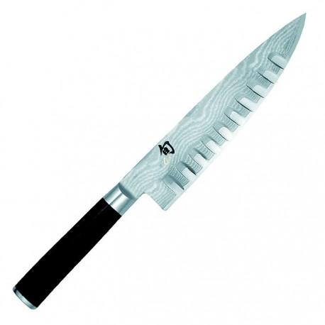 DM-0719 SHUN Nôž šéfkuchársky pretlačovaný, dĺžka ostria 20cm