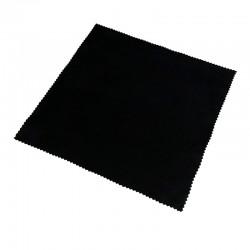 Obtahovací kůže na nože LTH-01 černá 25x25cm