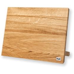 DM-0805 Dřevěná magnetická deska na nože KAI dub