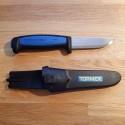 MR-TMK Swedish MORA knife in TORMEK colors with sheath