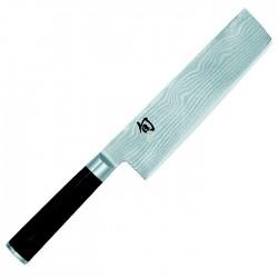 DM-0728 SHUN Nakiri nůž na zeleninu 16,5cm KAI
