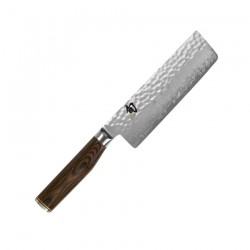TDM-1742 SHUN TIM MÄLZER Nakiri nôž na zeleninu, dĺžka ostria 14 cm
