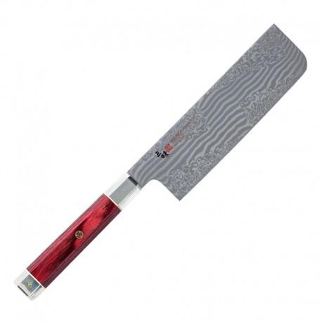 ZUA-1008C ULTIMATE ARANAMI Nůž na zeleninu Nakiri 16,5cm MCUSTA ZANMAI