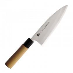 H-04 HAIKU ORIGINAL Deba boning knife 16,5cm CHROMA