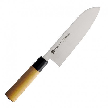 H-05 HAIKU ORIGINAL Santoku nůž 17cm CHROMA