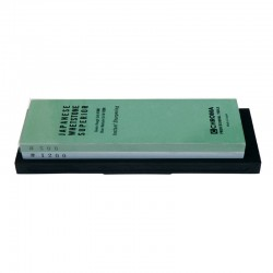500/1200 CHROMA Superior ST-IS1 combination sharpening stone