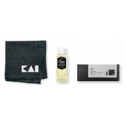 Camellia oil with microfiber towel KAI for kitchen knives 45500610