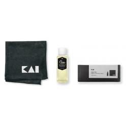 Camellia oil with microfiber towel KAI for kitchen knives 45500610