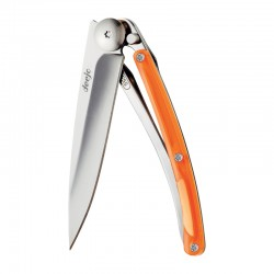 9AP005 Colors nůž Deejo 27g oranžový