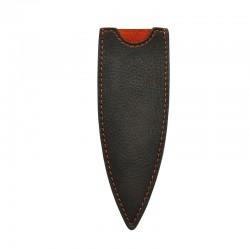 DEE503 Leather sheath for Deejo 27g Mocca