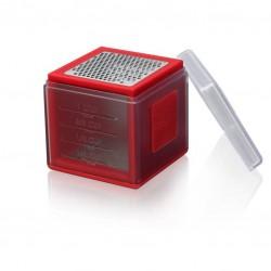 Multifunkční struhadlo kostka červená Microplane 34102
