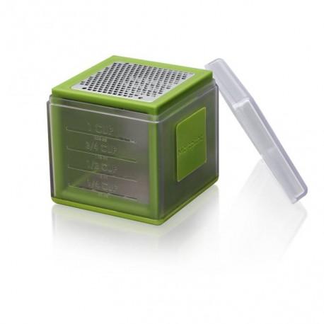 Multifunkční struhadlo kostka zelená Microplane 34702