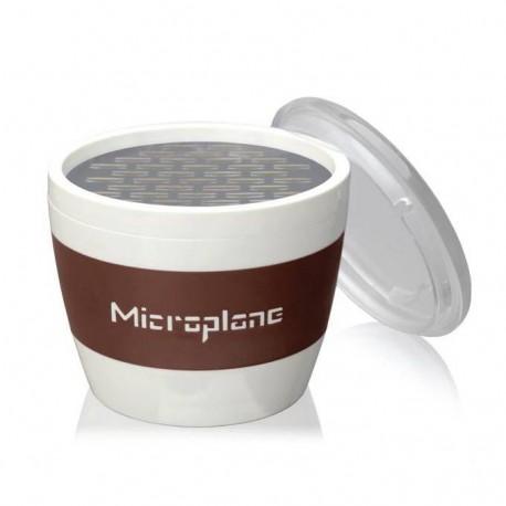 Pohár středně hrubé struhadlo na čokoládu Microplane 34721