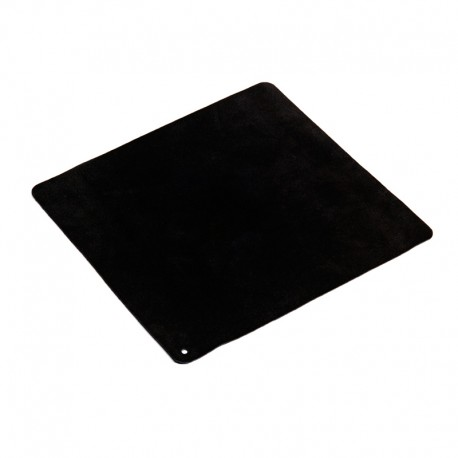 Honing leather LTH-01 black 25x25cm