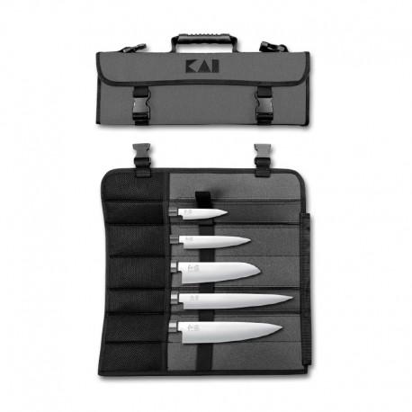 DM-0781 Bag for kitchen knives KAI SHUN