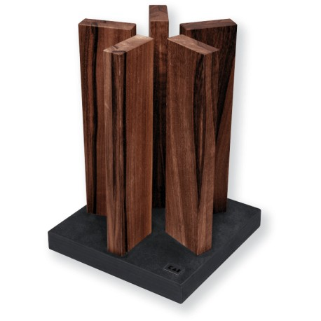 STH-4 KAI Stonehenge knife block - Walnut