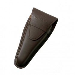 NNC-01BR SUWADA Nail Nipper Brown Leather Case (L)