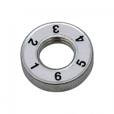 Adjusting nut for universal support TORMEK No.1162