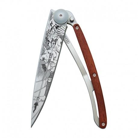 1CB027 Tattoo ELF nůž Deejo 37g Rosewood