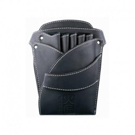 K-11 Holder with 5 compartments and shoulder strap KASHO