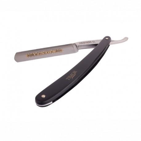 """307 Straight razor G&F Timor 5/8"""" CS acrylic """"Hamburg Ring"""""""