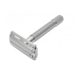 1320 Safety razor G&F Timor Butterfly matt chromium