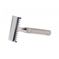 1353_K Safety razor G&F Timor Open Comb stainless