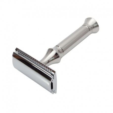 1350 safety razor G&F Timor Closed Comb Stainless